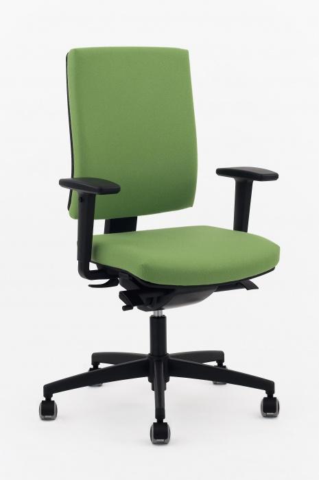 Bureaustoel Met Verstelbare Rugleuning.Bureaustoelen Go 40 50